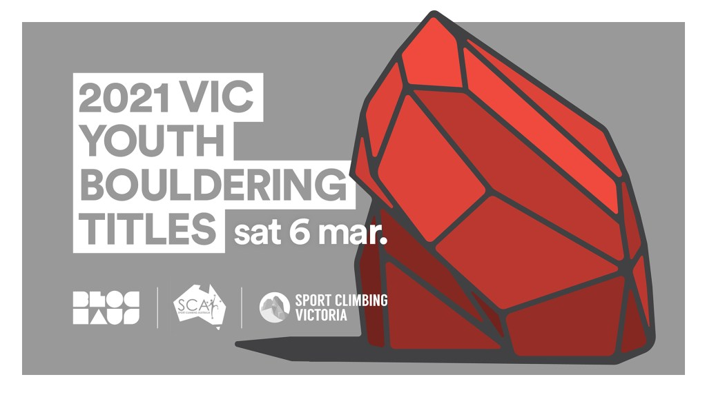 Victorian Youth Bouldering Titles - BlocHaus Port Melbourne @ BlocHaus Port Melbourne